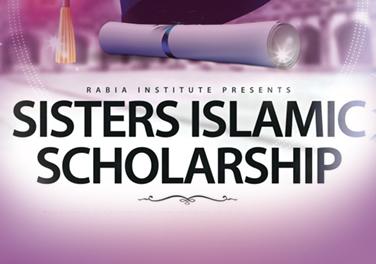 Sisters Islamic Scholarship